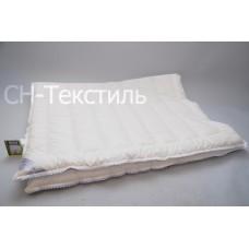 """Одеяло козий пух """"Кружевной кашемир"""" зимнее 172х205"""