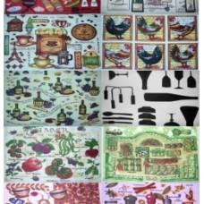 """Полотенце """"Кухня-люкс"""" махра 40х70 хлопок"""