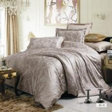 Комплект постельного белья из жаккарда Valtery JC-05 двуспальный