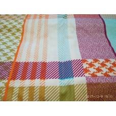Комплект постельного белья из сатина Cleo SL-009 евро