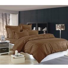 Комплект постельного белья из сатина Valtery OD48 евро