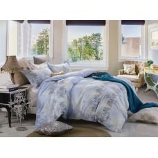 Комплект постельного белья из сатина Cleo SL-023 дуэт