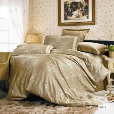 Комплект постельного белья из жаккарда Valtery JC-09 двуспальный