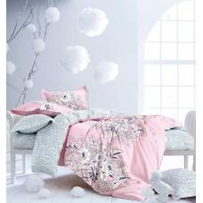"""Комплект постельного белья из сатина Softtex """"Сага"""" дуэт"""