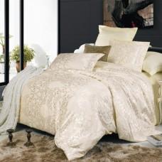 Комплект постельного белья из жаккарда Valtery JC04 дуэт
