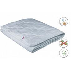 """Одеяло с эвкалиптовым волокном """"Эвкалипт"""" всесезонное 140*205"""