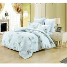 Комплект постельного белья из сатина Valtery C237 дуэт