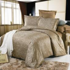 Комплект постельного белья из жаккарда Valtery JC-08 дуэт