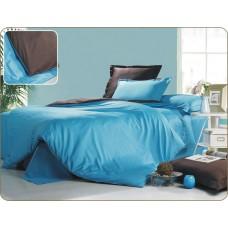Комплект постельного белья из сатина Valtery OD-19 дуэт
