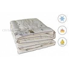 """Одеяло верблюжья шерсть """"Сахара"""" зимнее 140*205"""