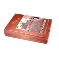 Комплект постельного белья сатин-жаккард Valtery JC-10 двуспальный