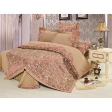 Комплект постельного белья из жаккарда Cleo CLJ-084 евро