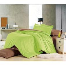 Комплект постельного белья из сатина Valtery LS06 семейный
