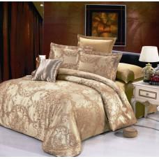 Комплект постельного белья из жаккарда Valtery JC-21 двуспальный
