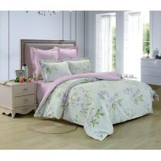 Комплект постельного белья из сатина Valtery C-233 дуэт