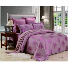 Комплект постельного белья из жаккарда Valtery JC128 дуэт