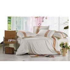 Комплект постельного белья из сатина Valtery OD-07 двуспальный