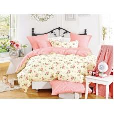 Комплект постельного белья из сатина Butterfly 513 евро