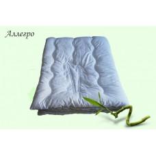 """Одеяло бамбуковое волокно """"Аллегро"""" всесезонное 140*205"""