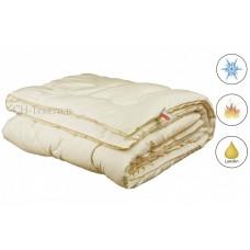 """Одеяло овечья шерсть """"Модерато"""" зимнее 140*205"""
