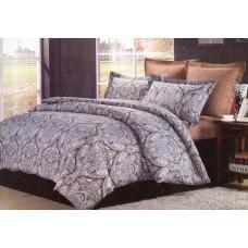 Комплект постельного белья из сатина Valtery C-186 двуспальный