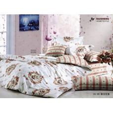 Комплект постельного белья из сатина Valtery C-115 двуспальный