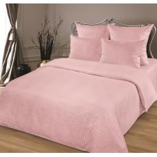 Комплект постельного белья из сатина Butterfly Розовый зефир полуторный