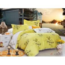 Комплект постельного белья из сатина Valtery C-166 двуспальный