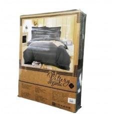 Комплект постельного белья из льна Valtery LE-13 двуспальный