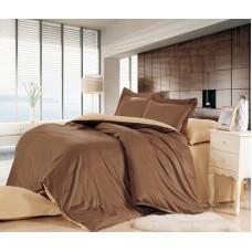 Комплект постельного белья из сатина Valtery LS02 евро