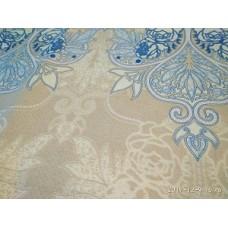 Комплект постельного белья из сатина Cleo SL-010 двуспальный