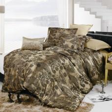 Комплект постельного белья из жаккарда Valtery JC-12 двуспальный