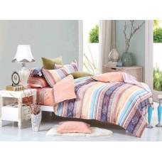 Комплект постельного белья из сатина Cleo SL-018 дуэт