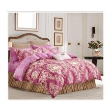 Комплект постельного белья из сатина Butterfly 529 дуэт