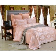 Комплект постельного белья из жаккарда Valtery JC122 двуспальный
