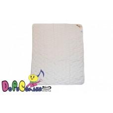 Одеяло Озорной щенок летнее 140*205