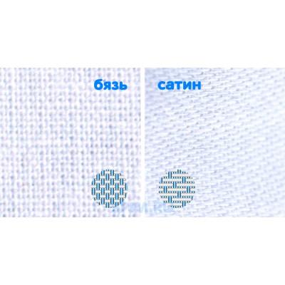 Сатин, поплин или бязь? Различия и свойства тканей.